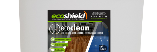 Eco Clean 15ltr