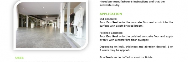 Eco Seal PDS