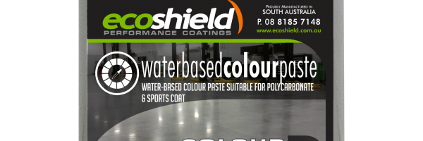 Waterbased colour shield 200ml